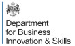 The Department for Business Skills and Innovation